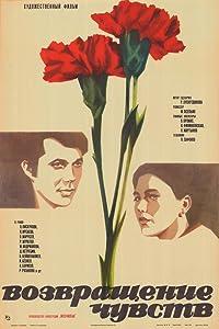 Downloadable sites for movies Vozvrashchenie chuvstv Soviet Union [320p]
