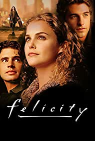 Scott Foley, Keri Russell, and Scott Speedman in Felicity (1998)
