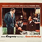 James Cagney and Raymond Massey in Come Fill the Cup (1951)