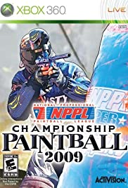 NPPL Championship Paintball 2009 Poster