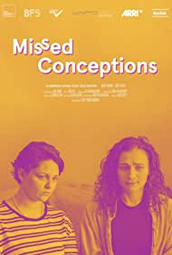 Emily Tucker and Rachel Waring in Missed Conceptions (2019)