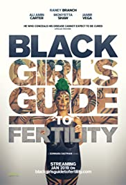 Black Girls Guide to Fertility Poster