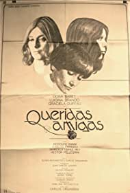 Dora Baret, Luisina Brando, and Graciela Dufau in Queridas amigas (1980)