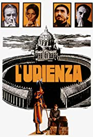 L'udienza (1972) Poster - Movie Forum, Cast, Reviews