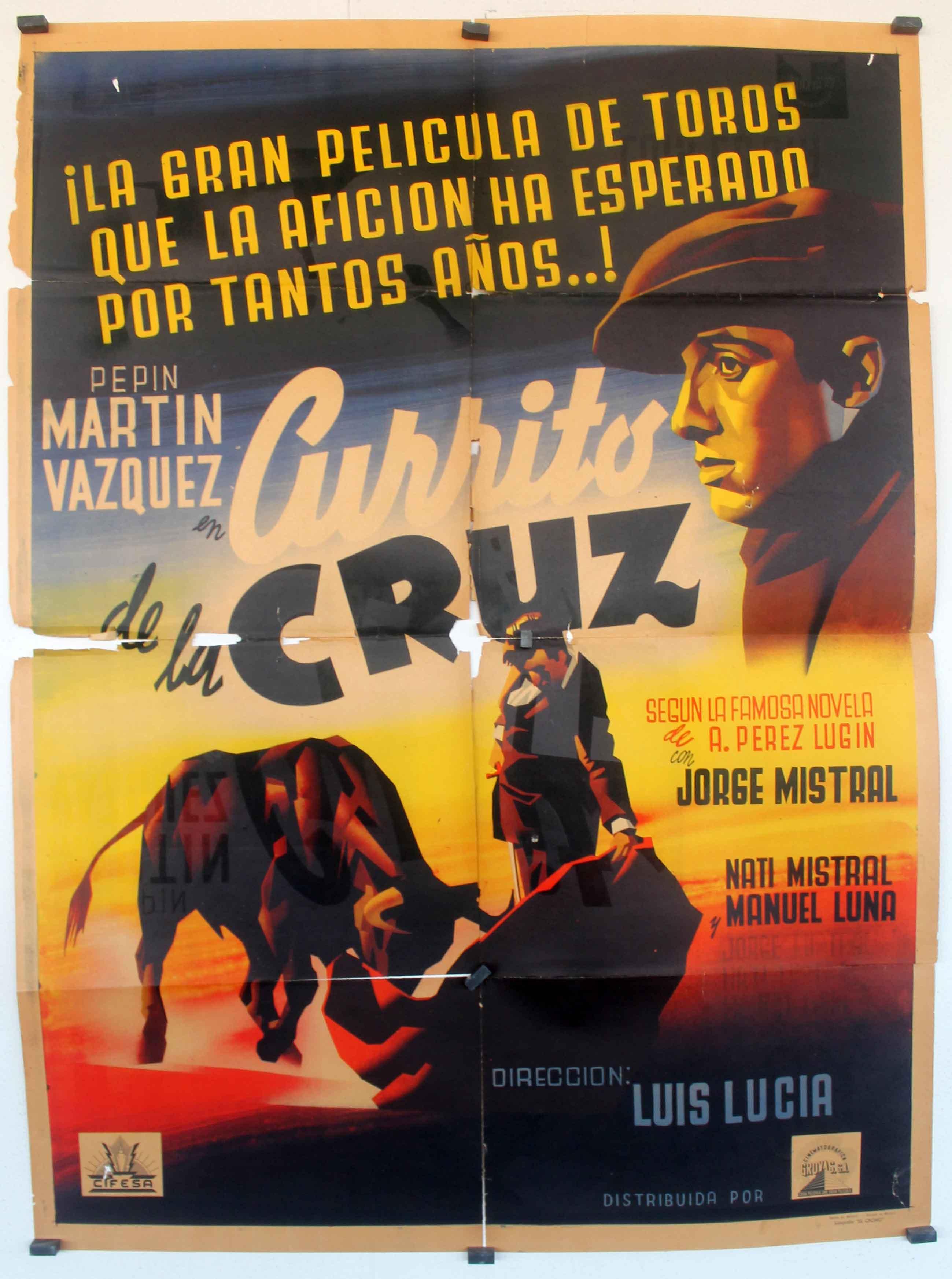 Currito de la Cruz (1949) - IMDb
