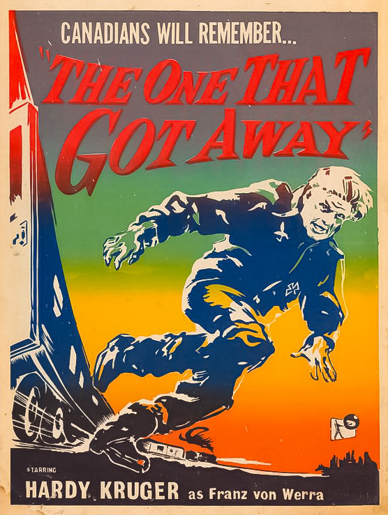 The One That Got Away (1957) - IMDb
