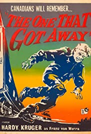 The One That Got Away (1957) Poster - Movie Forum, Cast, Reviews