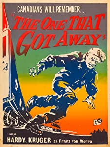 Top quality free movie downloads The One That Got Away [DVDRip]