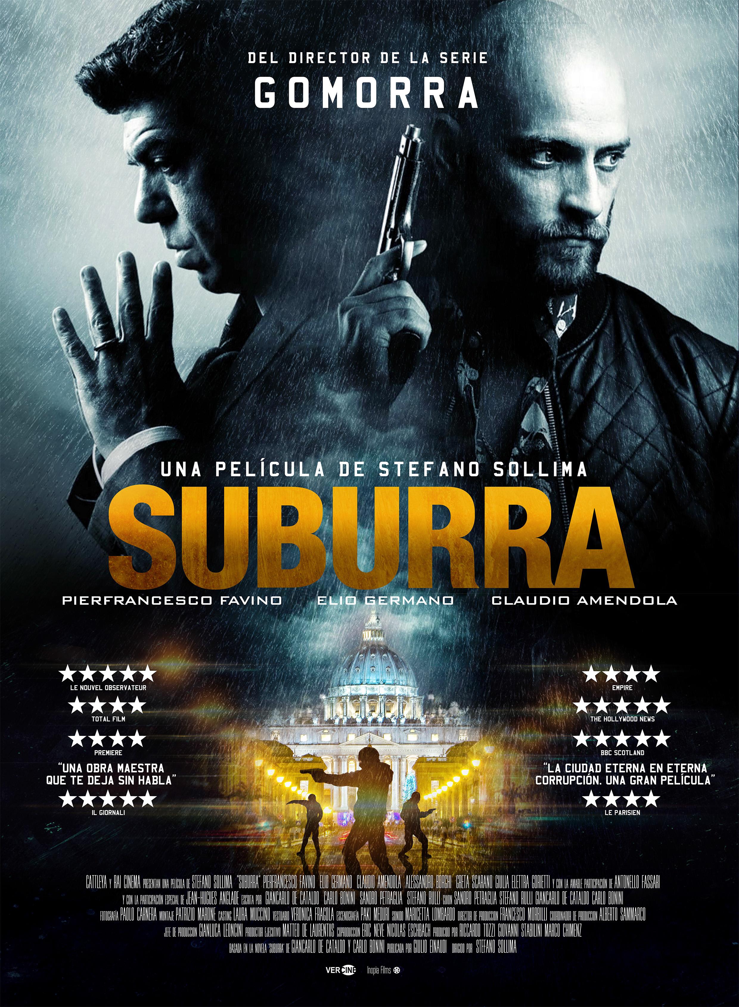 Suburra (2015) - IMDb