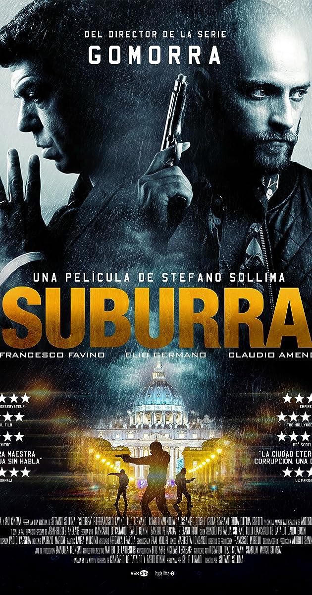 c9241b5df848 Suburra (2015) - Full Cast   Crew - IMDb