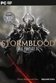 Final Fantasy XIV: Stormblood Poster