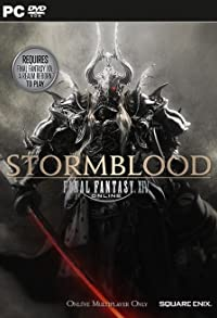 Primary photo for Final Fantasy XIV: Stormblood