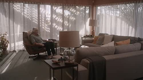 Set in the future, 'Marjorie Prime' tells the story of an elderly woman who uses a service that creates holographic projections of late family members in order to reconnect with her deceased husband.