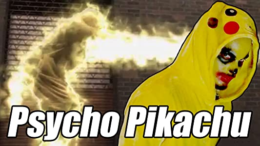 Watch new trailers for movies Psycho Pikachu by none [[movie]