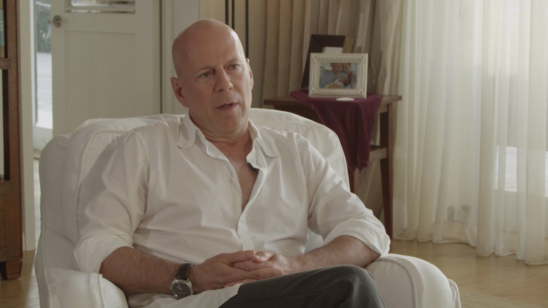 Bruce Willis in Bruce Willis: Why the Legend Never Dies (2013)