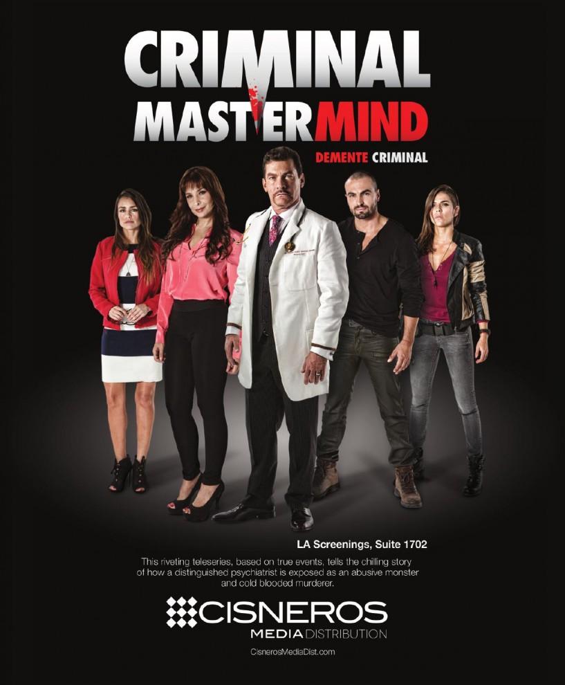 Demente Criminal (TV Series 2015– ) - IMDb