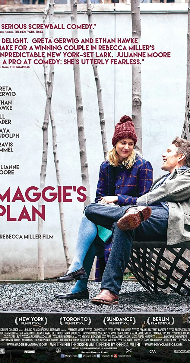 Maggie's Plan (2015) - Maggie's Plan (2015) - User Reviews - IMDb