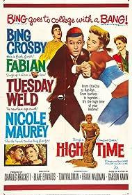 High Time (1960) Poster - Movie Forum, Cast, Reviews