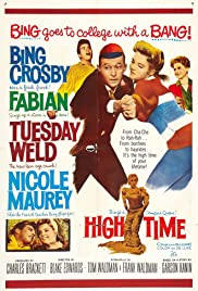 High Time (1960) Poster - Movie Forum, Cast, Reviews