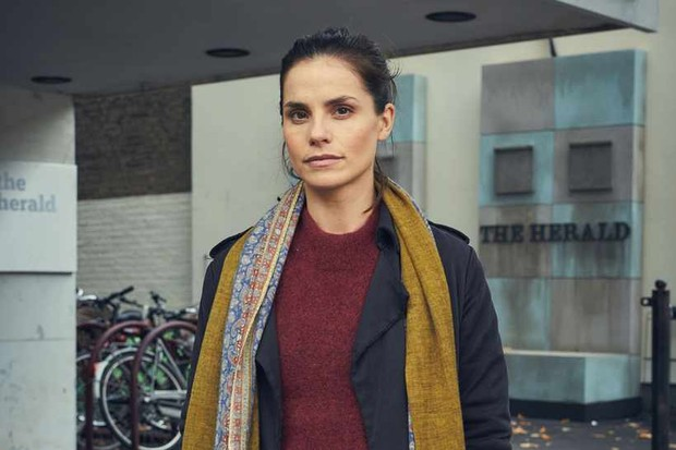 Charlotte Riley in Press (2018)