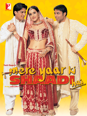 Mere Yaar Ki Shaadi Hai 2002 Hindi Movie BluRay 400mb 480p 1.4GB 720p 5GB 12GB 15GB 17GB 1080p