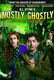 Mostly Ghostly: Have You Met My Ghoulfriend? Poster