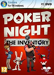 Poker Night at the Inventory by
