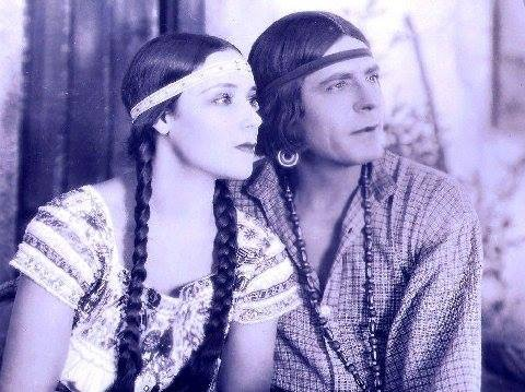 Dolores       del Rio and Warner Baxter in Ramona (1928)