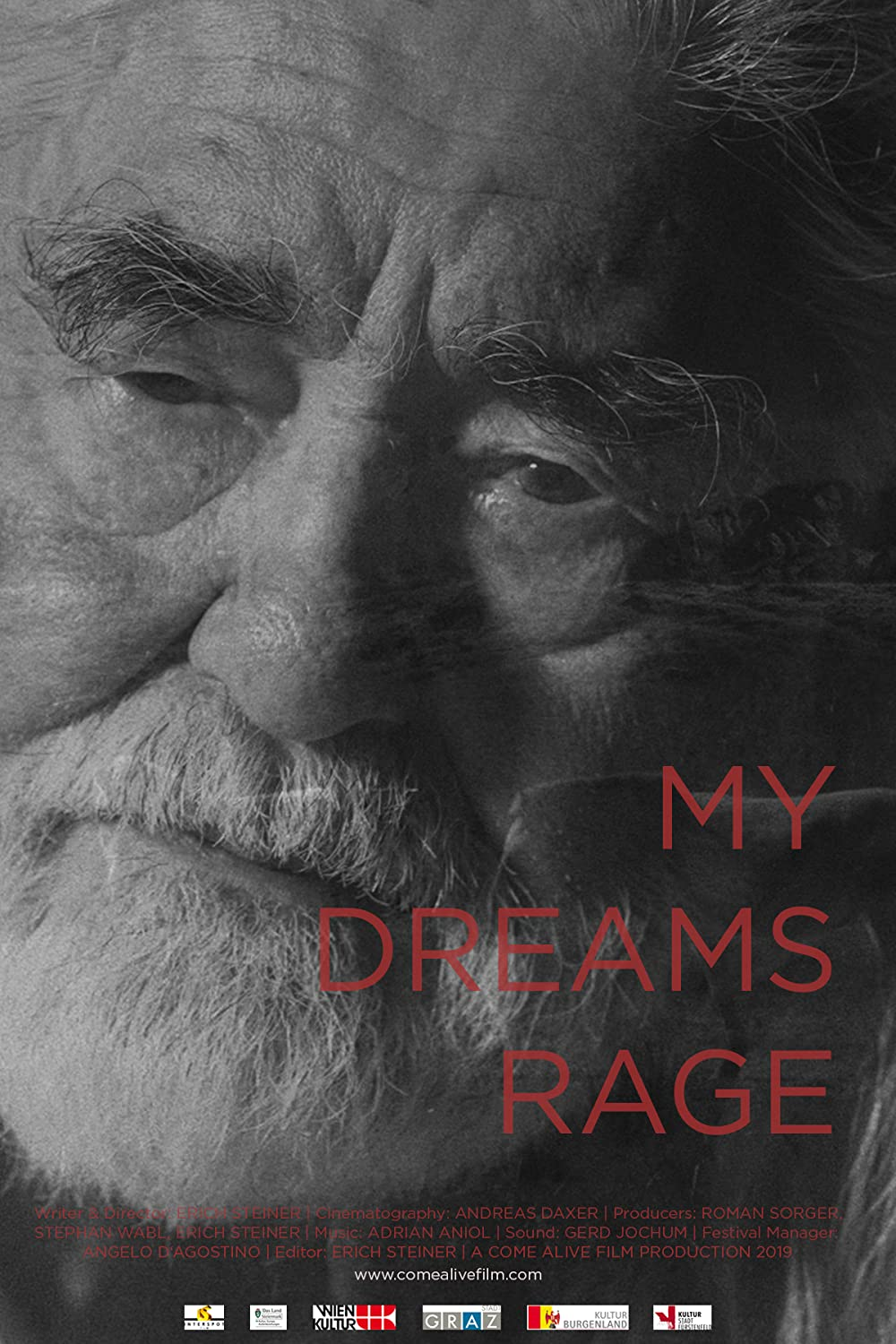 My Dreams Rage 2019