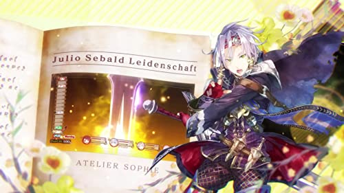 Atelier Sophie: The Alchemist Of The Mysterious Book: Character Trailer