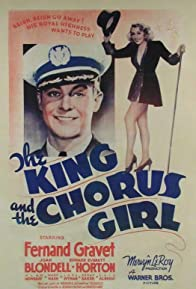 Primary photo for The King and the Chorus Girl