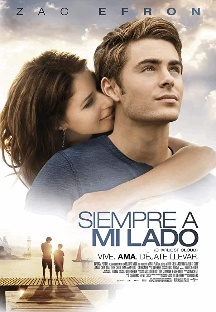 Charlie St Cloud 2010 Dual Audio Movie In BluRay 720p | [Hindi+English] | 800MB | Watch Online | Download |