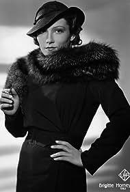 Brigitte Horney in Der grüne Domino (1935)