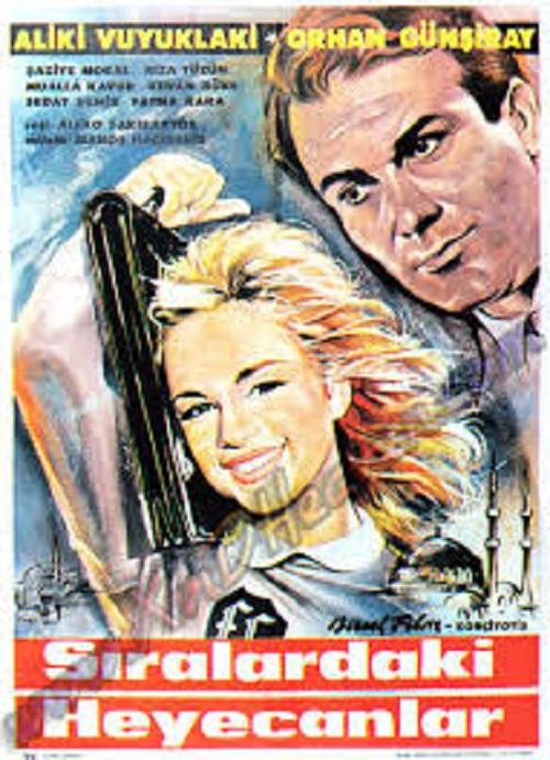 Siralardaki heyecanlar (1963)