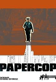 Papercop Poster