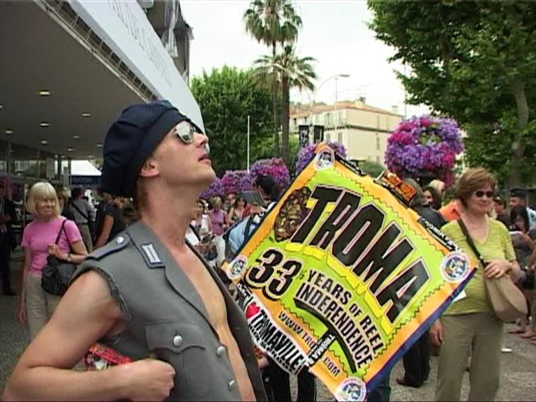 Cannes in a Van (2008)
