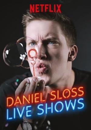 Where to stream Daniel Sloss: Live Shows