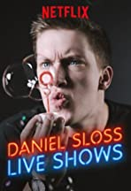 Daniel Sloss: Live Shows