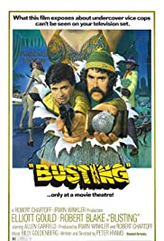 Busting(1974) Poster - Movie Forum, Cast, Reviews