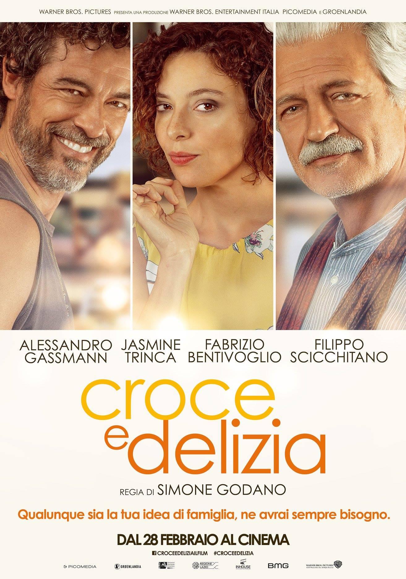 7d550f25d054 Croce e delizia (2019) - IMDb