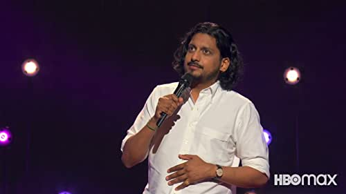 """Ahir Shah is a double Edinburgh Comedy Award nominee for Best Comedy Show in 2017 and 2018. He has had sold-out runs in London's West End, as well as successful UK and international tours, including runs at the Melbourne International Comedy Festival and Just for Laughs Comedy Festival in Montreal. His critically acclaimed stand-up show """"Dots"""" made best of the Edinburgh Festival Fringe lists including The Guardian, The Times, The Daily Telegraph and The Scotsman. Filmed at London's Vaudeville Theatre."""