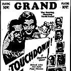 Richard Arlen, Nathan Barragar, Morley Drury, Jesse Hibbs, Howard Jones, Russell Saunders, Peggy Shannon, Jim Thorpe, and Dale Van Sickel in Touchdown! (1931)