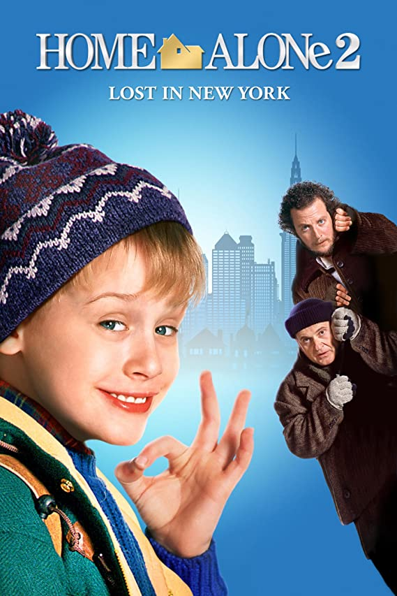 Home Alone 2: Lost in New York (1992) Hindi Dubbed