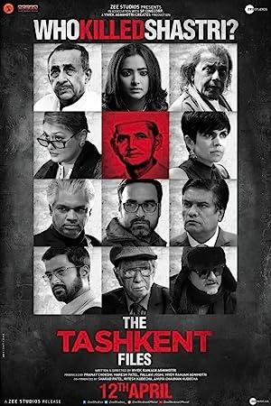 The Tashkent Files (2019) (In Hindi)