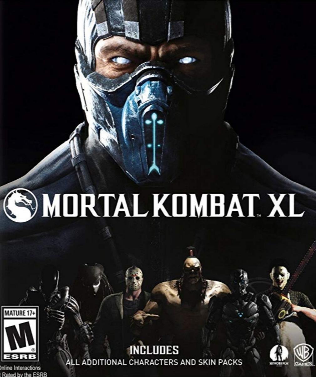 Mortal Kombat X (Video Game 2015) - IMDb