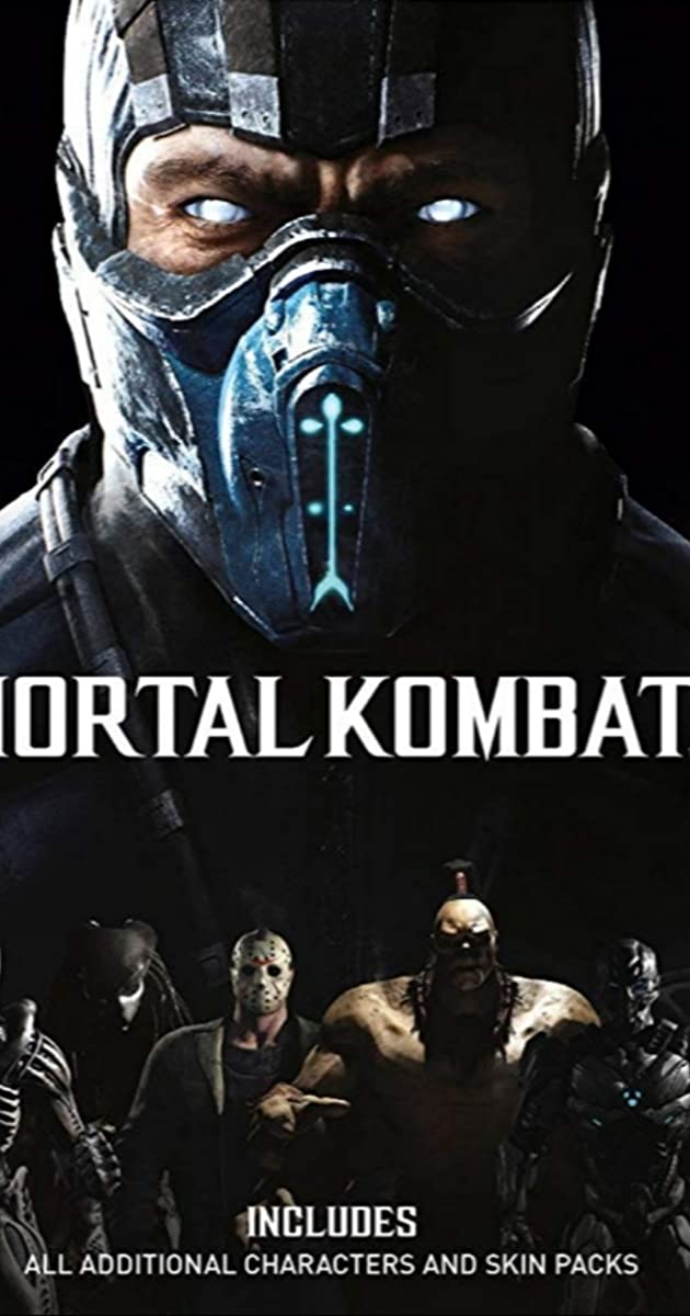Mortal Kombat X Video Game 2015 Imdb