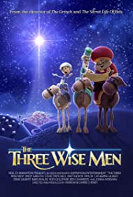 Andy Griffith in The Three Wise Men (2020)