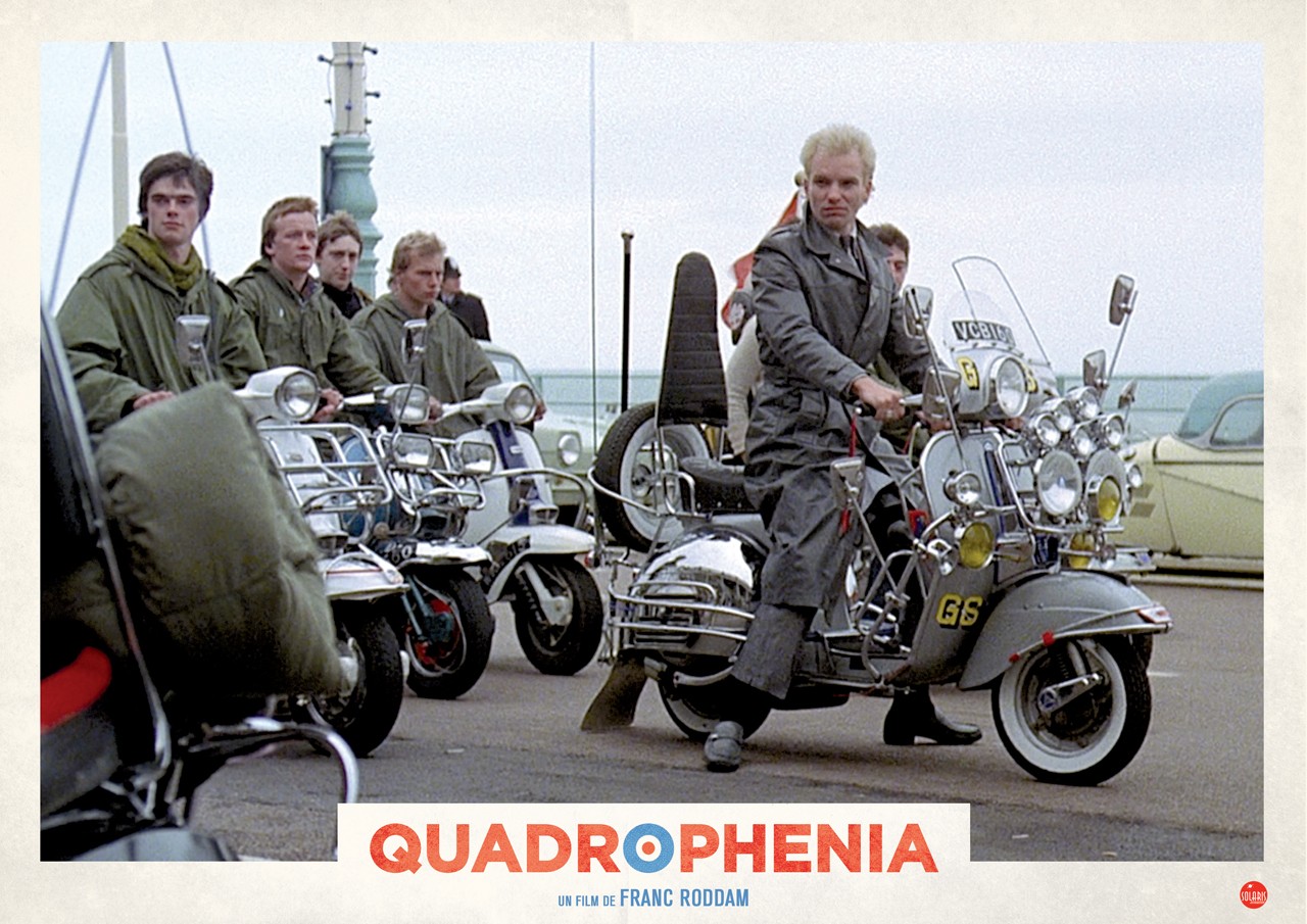 Sting in Quadrophenia (1979)