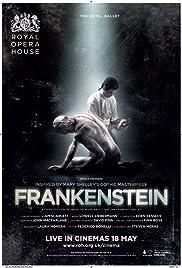 Frankenstein from the Royal Ballet Poster
