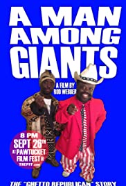 A Man Among Giants Poster